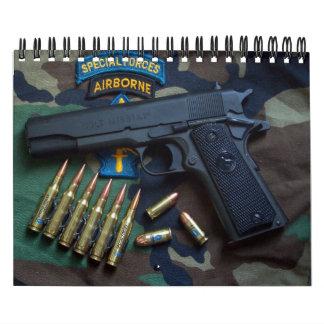 las fuerzas especiales agrupan el calendario de