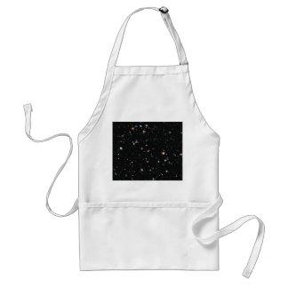 Las galaxias más distantes - una década de Hubble Delantal