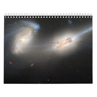 Las galaxias que chocan de los ratones NGC 4676