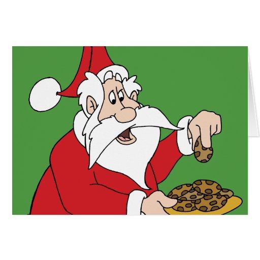 Las galletas de Santa Tarjeton