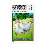 las gallinas de Vermont Sellos