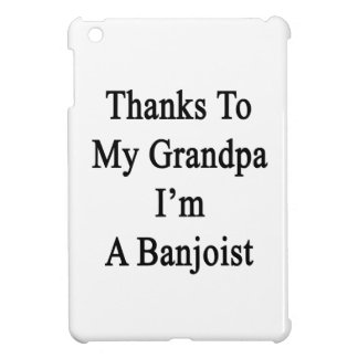 Las gracias a mi abuelo soy Banjoist