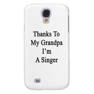 Las gracias a mi abuelo soy cantante