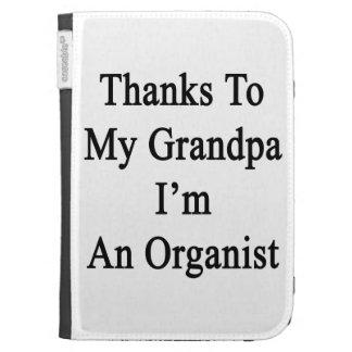 Las gracias a mi abuelo soy organista