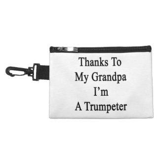 Las gracias a mi abuelo soy un trompetista