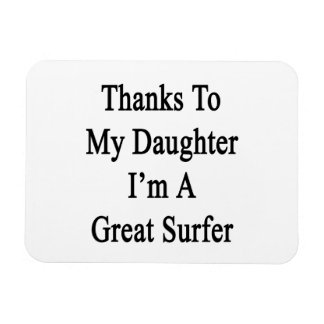 Las gracias a mi hija soy gran persona que practic imanes de vinilo