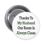 Las gracias a mi marido nuestro sitio son siempre  pins