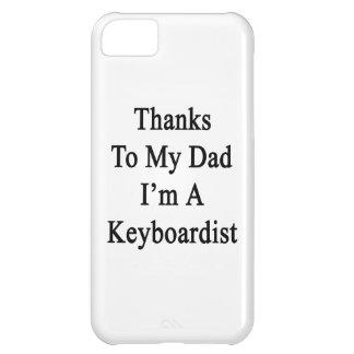 Las gracias a mi papá soy teclista
