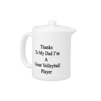 Las gracias a mi papá soy un gran jugador de