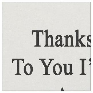 Las gracias a usted soy trombón telas