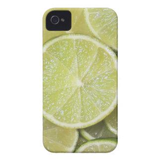 las gracias jugosas del jugo del verde de la fruta carcasa para iPhone 4