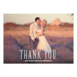 Las gracias más lindas el | que se casa le agradec invitaciones personalizada