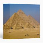 Las grandes pirámides de Giza, Egipto