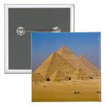 Las grandes pirámides de Giza, Egipto Pin