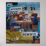 Las gratificaciones de ser un Wallflower Posters