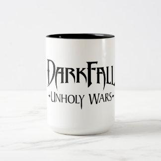 Las guerras profanas de Darkfall Dos-Entonaron la Taza Dos Tonos