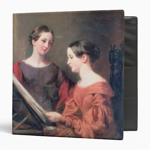 Las hermanas, 1839