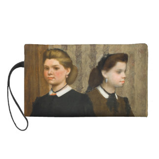 Las hermanas de Bellelli de Edgar Degas