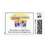 ¡Las hermanas de Yahweh, de que son sobre cuáles s