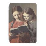 Las hermanas Signe y Enriqueta del artista Cubierta De iPad Mini
