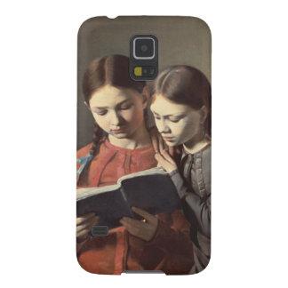 Las hermanas Signe y Enriqueta del artista Funda De Galaxy S5