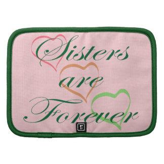 Las hermanas son Forever Planificadores