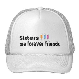 Las hermanas son para siempre amigos gorra