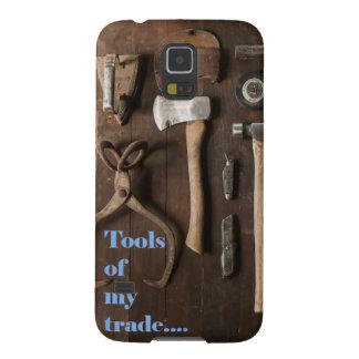 Las herramientas de mi caso comercial funda galaxy s5