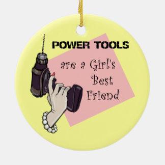 Las herramientas eléctricas son el mejor amigo de  ornamento de reyes magos