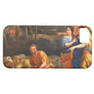 Las hijas de Jethro de Theophile Hamel 1838 Funda Para iPhone 5 Barely There