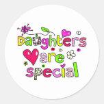 Las hijas son especiales etiquetas
