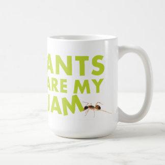Las hormigas son mi taza del atasco