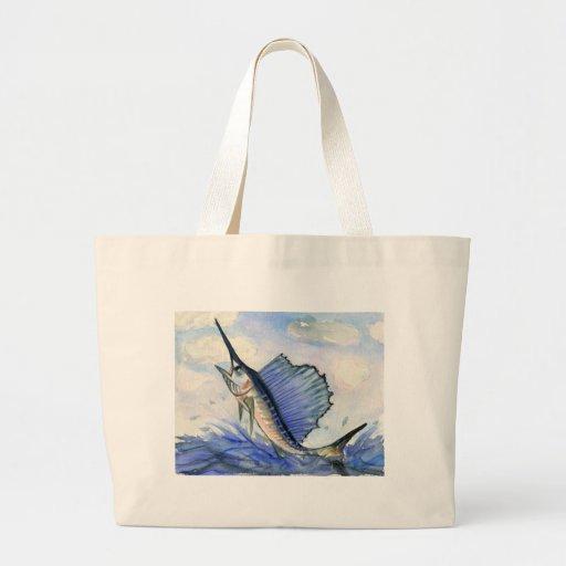 Las ilustraciones que ganan de los niños: pez vola bolsa
