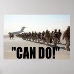 Las ingenieros des infanteria de marina pueden hac posters