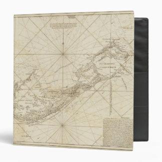 """Las islas de Bermudas o del verano Carpeta 1 1/2"""""""