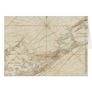 Las islas de Bermudas o del verano Tarjeta De Felicitación