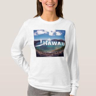 Las islas de Hawaii de la hawaiana se colocan para Playera