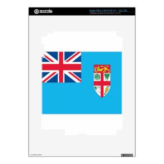 LAS ISLAS FIJI iPad 3 PEGATINAS SKINS