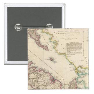 Las islas jónicas y la Malta Pin Cuadrado
