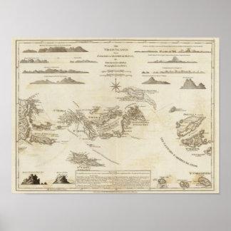 Las Islas Vírgenes Impresiones