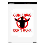 Las leyes del arma no trabajan skins para iPad 2