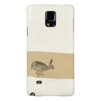 Las liebres y la tortuga una fábula de Esopo Funda Galaxy Note 4