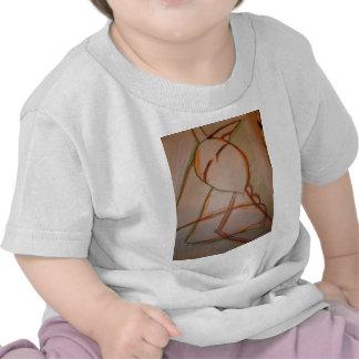 Las líneas de domingo camisetas