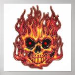 Las llamas de la muerte posters