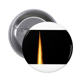 Las llamas de un cohete de Diwali Pins