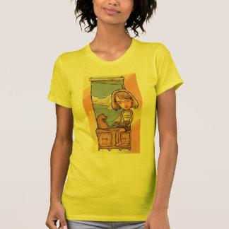Las lluvias del cortocircuito t-shirts