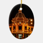 Las luces de la plaza de Kansas City Ornamentos De Reyes Magos