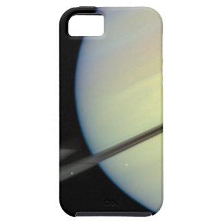 Las lunas de Saturn - marco 1 Funda Para iPhone SE/5/5s