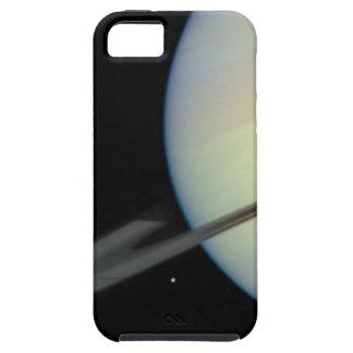 Las lunas de Saturn - marco 2 Funda Para iPhone SE/5/5s