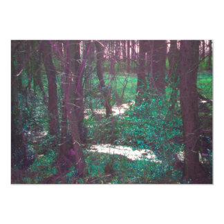 Las maderas de hadas verdes comunicado